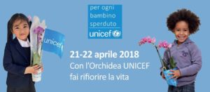 unicef orchidee 2018